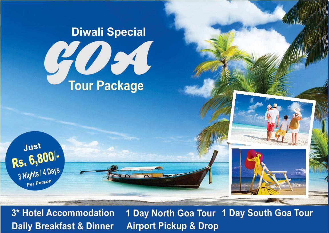 Goa Tour Package - 4 Days / 3 Nights