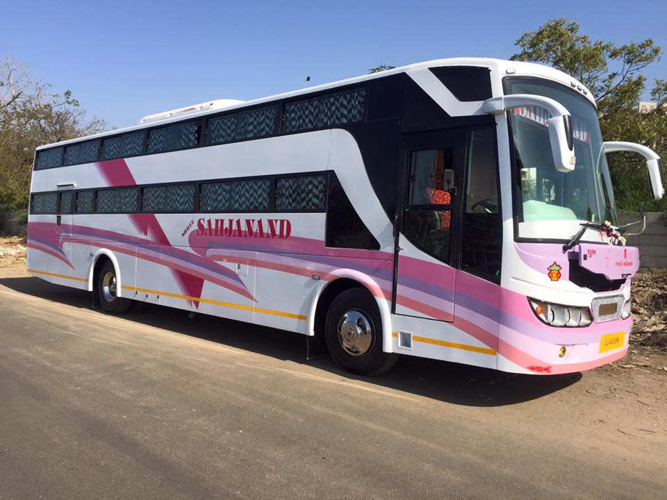 Non Ac Bus on hire